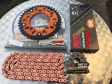 Supersprox Kettensatz KTM Supermoto, 950, 990, SM, SMT, Stealth orange 16-41-112