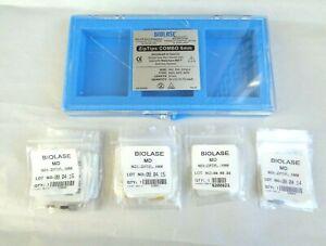 25 Biolase Laser Assorted Zip Tips Combo Kit