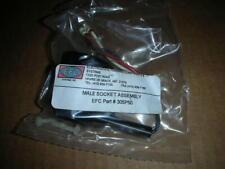 Efc Sames Kremlin 305p50 730156 Lv Plug Male Socket Assy For Trpuht150 Nos