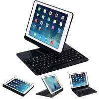 "360° Wireless Bluetooth Backlit Keyboard Case Cover for iPad 6th Gen 9.7"" 2018"