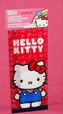 "Hello Kitty,Party Favor,Treat Bags,Plastic Cello,Wilton,4x9.5""Retired Blue."