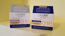 Lacura rinnovare Skin Care anti rughe viso Care Q10 Crema Giorno Crema Notte 100 ML