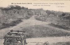 CPA GUERRE 14-18 WW1 MARNE SUIPPES vue générale