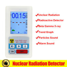 Pro Geiger Counter Radiation Nuclear Tester Detector Gamma X-ray Sensitive Tool