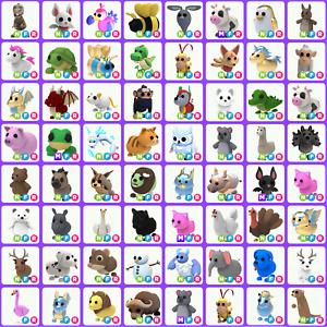 Adopt Me Pets | Mega Neon Fly Ride MFR NFR FR | 1Hr Delivery | US Seller