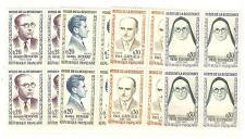 YVERT N° 1288 A 91 BLOCS DE 4 HEROS DE LA RESISTANCE TIMBRES DE FRANCE Neufs **