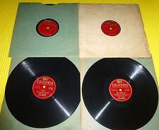 "Dick Jurgens 4X10"" 78 rpm Lot WHEN YOU WERE SIXTEEN, MY RANCHO RIO GRANDE E Nice"