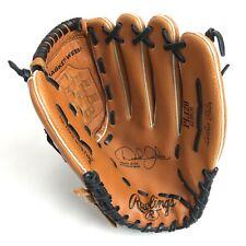 Rawlings Derek Jeter Left Hand 12in Leather Baseball Glove Catchers Mitt 301589