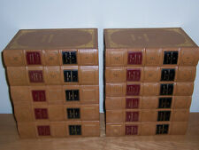 Easton Press STORY OF CIVILIZATION Will and Ariel Durant 11 vols