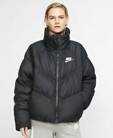 Nike Down Fill Women's padded Jacket Black Size Large BV2879-010