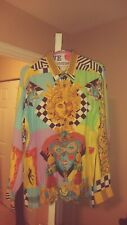 Vintage Mens Maurice Emde Baroque Dress Shirt XL! France