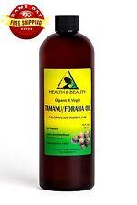 TAMANU / FORAHA OIL ORGANIC UNREFINED VIRGIN COLD PRESSED RAW PREMIUM PURE 16 OZ
