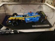 F. alonso 1:18 renault f1 Team r26 fórmula 1 Hot Wheels como nuevo formula 1