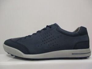 Ecco Street Retro Mens Golf Shoes UK 10 EUR 44 REF 5265