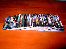 TORCHWOOD - COMPLETE SET OF 160 COMMON BASE CARDS