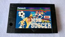 PANA Soft Soccer MSX MSX2 action Game Cartridge only Japan tested-a515-