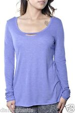 $32 Fox Racing Women's Tailtap Long Sleeve T-Shirt – Deep Cobalt sz S