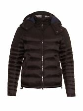 100% AUTHENTIC NEW MEN BURBERRY FARRIER QUILTED PUFFER BLACK JACKET/COAT US M