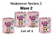 4 LOL Surprise Makeover Series 5 Wave 2 LILS Sister Brother Pets Doll 6 Preorder