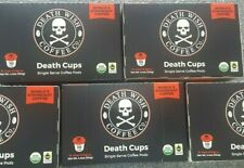 Death Wish Single Serve Coffee Pods for Keurig K-Cup  60 Count  BB 05/19/22