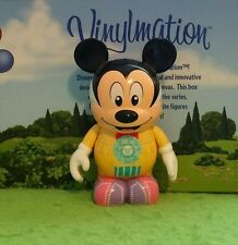 "DISNEY Vinylmation Park - 3"" Park Set 4 Mickey Mouse Spectro Magic"