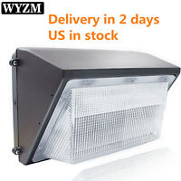 Dusk to Dawn 70W 100W 125W LED Wall Pack Outdoor Lighting (250-600w Equivalent)
