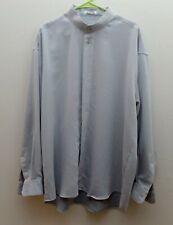 Pavo By Lastrda Mens Mandarin Collar Shirt XL
