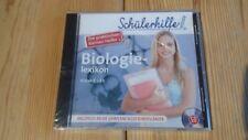 Schülerhilfe Biologie - Lexikon Klasse 5-13 CD Rom, NEU, Hülle kaputt