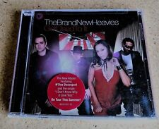 FACTORY SEALED! Get Used to It by The Brand New Heavies (CD, Jun-2006)