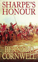 Sharpe's Honour By Bernard Cornwell, Paperback, New Book