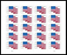 2018 US STAMP - FLAG ACT OF 1818 - PANE OF 20 FOREVER STAMP - SC# 5284