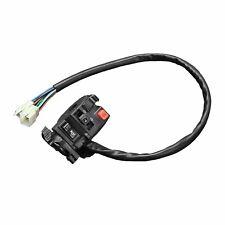 """Handlebar Switch Headlight Horn Turn Signal Choke 7/8"""" F Honda Kaw Suzuki Yamaha"""