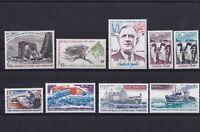 MiNr.  126 - 156       ..  Franz. Geb. i. d. Antarktis ... Postfrisch