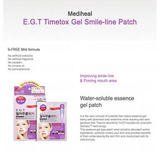 Mediheal E.g.t Timetox GEL Smile Line Patch 5pcs Korean Cosmetics