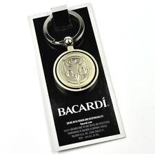 Cooler Bacardi Rum Fledermaus Metall Schlüsselanhänger Bat Keychain Key Chain