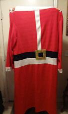 Fleece Blanket Snuggie - Santa Claus Suit w/ Arms /H3