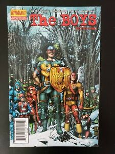 THE BOYS #52 (Dynamite 2011) NM 9.4 1st appearance AVENGING SQUAD RARE