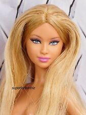 BARBIE BASICS Collection 003 Model Muse No.04 FULL LIPS Nude Doll