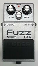 BOSS FZ-5 Fuzz Guitar Effects Pedal 2009 #12 DHL Express or EMS