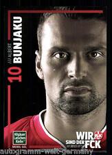 Albert Bunjaku 1.FC Kaiserslautern 2013-14 TOP AK +A 57164