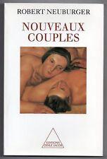 PSYCHOLOGIE ROBERT NEUBURGER NOUVEAUX COUPLES 1997 THERAPIE DE COUPLE