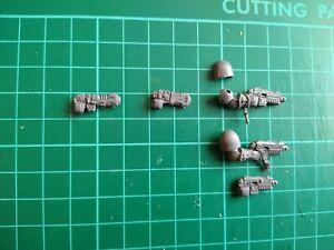Space Marine Primaris Bladeguard Pistols (bits)
