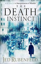 The Death Instinct, Rubenfeld, Jed, 0755343999, New Book