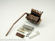 Copper Age Floyd Rose Tremolo original style para 6-Saiter guitarras ultra aged
