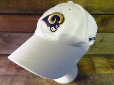 Los Angeles RAMS St Louis Reebok Adjustable Hat Adult Cap
