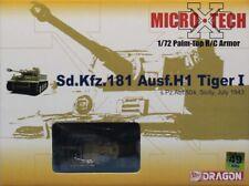 Dragon 1:72 Palm-top R/C Armor Micro Sd.Kfz.181 Ausf.H1 Tiger I Model #65002