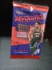 Panini 2017 - 18 2018 Revolution NBA 2 X Boxes Basketball Trading Cards Express
