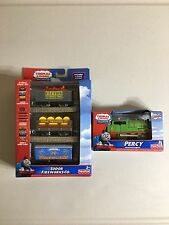 Thomas and Friends Track Master Sodor Fireworks CO.  and Percy