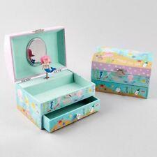 Floss & Rock Mermaid Musical Children Jewellery Trinket Box Girls Gift Idea
