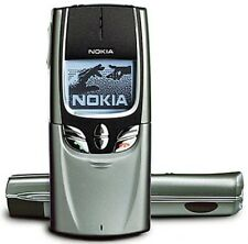 Classic Nokia 8890 Mobile Phone 2G GSM 900/1800 Unlocked Cellphone High Quality